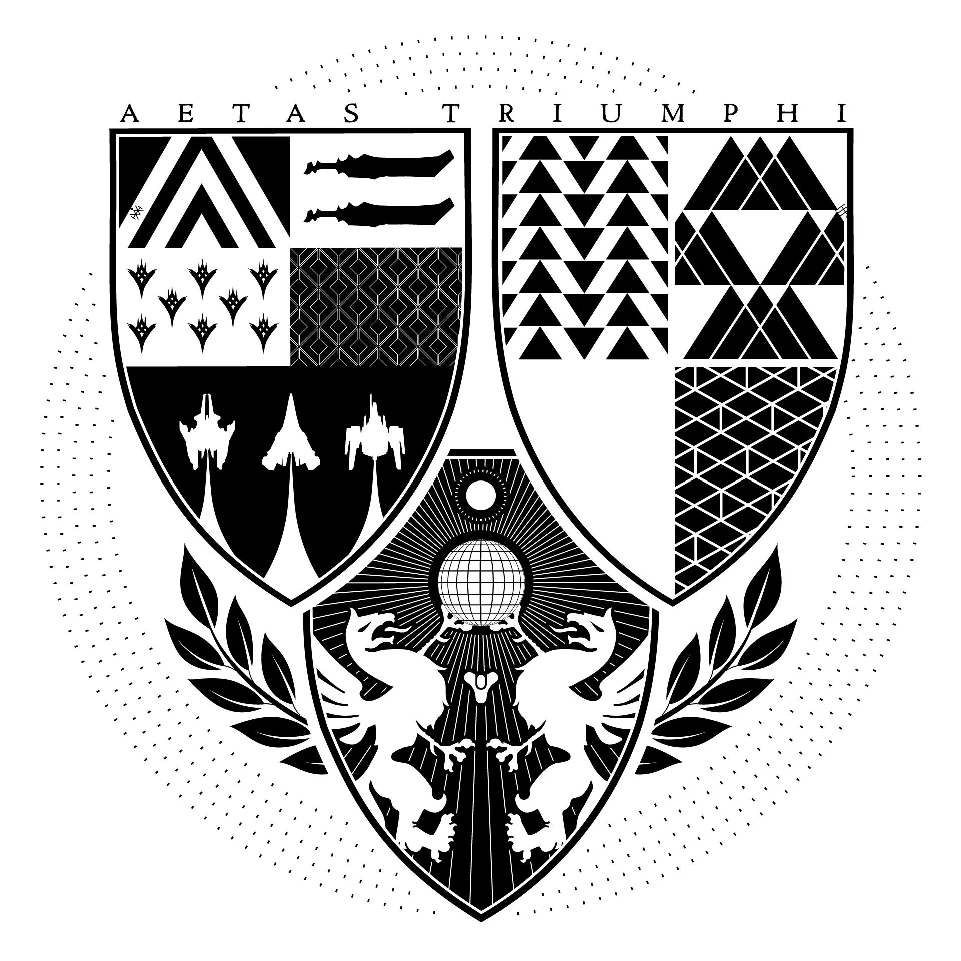 strange symbols in age of triumph logo - lore - commons